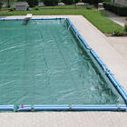 Harris Pool Products 12 Year Winter Covers for In Ground Rectangular Pools