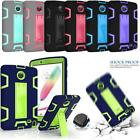 Shock Proof Box Kids Heavy Duty Cover Case For LG G Pad F 2 8 80 4G LTE Tablet