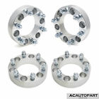 4X WHEEL SPACERS ADAPTERS 15 6X55 FIT TACOMA 4RUNNER ONLY 6 LUGS