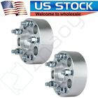 2Pcs 20 Hubcentric Wheel Spacers 5x45 For Ford Ranger Explorer Sport Trac