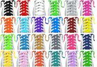 FLAT Athletic Sneaker Shoelace Strings 364554 Inch Laces for Shoes 2Pairs