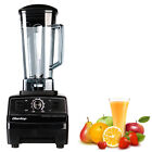 2L 2200W 3HP Commercial Fruit Smoothie Ice Blender Juice Mixer Juicer Countertop