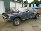 Ford Mustang Fastback 1967 mustang fastback c code