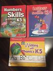 45 Abeka K5 Consumables Letters And Sounds Numbers Writing With Phonics Manuscr