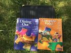 Weight Watchers books Restaurant Dining Out Companion Complete Food Guide + Case