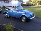 Volkswagen Beetle Classic Convertible 1978 vw beetle convertible only 22 k miles excellent condition
