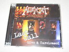 Alleycat Scratch Last Call CD+DVD 2 Disc Set Silver Pressed Glam Sleaze Metal