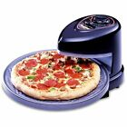 Presto Pizzazz Delux Rotating Pizza Oven Easy Clean Countertop Food Cooker New