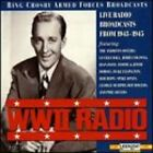 Bing Crosby Armed Forces Broadcasts World War II Radio Box set Bing Crosby  Form