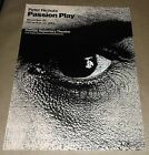 Peter Nichols Passion Play Seattle Respertory Theatre concert poster Art Chantry