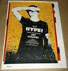 HYPE Noiseville Gallery Seattle concert poster show Art Chantry signed