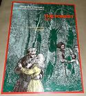 The Forest AEC Alexander Ostrovsky theatre Seattle Art Chantry poster signed