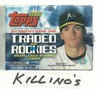 2000 Topps Baseball Traded and Rookies set factory sealed - CABRERA ROOKIE