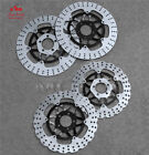Floating Front Brake Disc Rotor For Kawasaki Ninja ZX7R ZX9R ZX-12R Motorcycle
