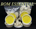 100% Organic Raw African Shea Butter Unrefined 2 oz. / 3 pounds (Rom Essentials)
