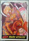 IDW LIMITED Red label MARS ATTACKS SKETCH 35 by Apricot Mantle