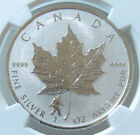 Canadian 2016 BigFoot Privy Canada S5 Maple Leaf Reverse Proof NGC PF69