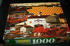 Charles Wysocki Puzzle Fall Harvest 1000 piece Pumpkin Hollow