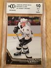 2005-06 Upper Deck Rookie Class #1 Sidney Crosby Graded 10 Pittsburgh Penguins