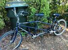 Crestline Tandem Bicycle 2 Seater 6 Speed Project Restore