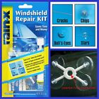 Auto Windshield Repair Kit Glass Resin Window Car Crack Chip Scratch Repairing
