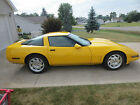Chevrolet: Corvette 1993 corvette 40 for $7500 dollars