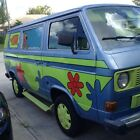 Volkswagen Bus Vanagon GL 1985 vanagon turned into scooby doo mystery machine