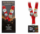 Disney Pin Trading Nightmare Before Christmas Starter Set