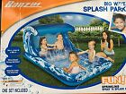Kiddie Swimming Pool  Sprinkler Banzai Rip Curl Big Wave Toddler Wading Pool Wa
