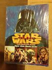 STAR WARS TRILOGY The Complete Story (Super Wide Movie Cards!) BOX SEALED