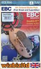 EBC Front Left Sintered HH Brake Pads Lifan Smart 50/125 FA375HH