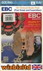 EBC Front Left Sintered HH Brake Pads Beta RR 125 4T Enduro (A/C) 09-14 FA194HH