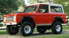 1971 Ford Bronco Sport 1971 Ford Bronco