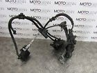 Honda 01 CBR 1100 XX super blackbird front brake calipers master cylinder perch