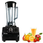 2L 1800W 3HP Commercial Fruit Smoothie Ice Blender Juice Mixer Juicer Countertop