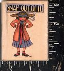 All Night Media Wood Mounted Rubber Stamp Mary Engelbreit Snap Out of it