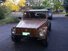 1978 Volkswagen Thing 1978 VW Thing Safari import Real Centerline Wheels 1776cc Oil Cooler