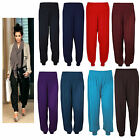Womens Ali Baba Harem Trousers Pants Leggings Ladies Baggy Aladdin Boho Hippy UK