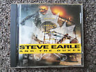 SHUT UP AND DIE LIKE AN AVIATOR by STEVE EARLE & THE DUKES (CD, Sep-1991, MCA...