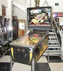 COMET PINBALL MACHINE by WILLIAMS ~ SUPER FUN ROLLERCOASTER THEME ~ SUPERB SHAPE