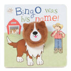 Bingo Was His Name Finger Puppet Book - Board Book