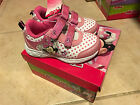 NWT Disney Minnie Mouse Sneakers Shoes Sz6 7 8 9 10 11 12