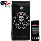 Death Wish Ground Coffee The Worlds Strongest Coffee Fair Trade and USDA