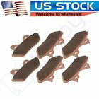 2000-2007 Harley Electra Glide Ultra Classic Sintered HH Front Brake Pads
