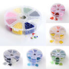 1 Box Mixed Color Glass Seed Beads 6 0 8 0 Tiny Loose Beads Kits Beading Craft
