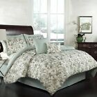 Brand New Traditions by Waverly Felicite 6 Piece Comforter Collection, Queen