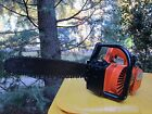 Super Nice Stihl 015L Arborist Top Handle Chainsaw GAS POWERED 2 Extra Chains