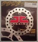 Husaberg FC501 (1999 to 2003) JT Brakes Self Cleaning 220mm REAR Wavy Brake Disc