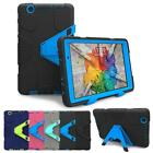 For LG G Pad F 80 LG G PAD X 80 Kids Friendly Shock Proof Stand Box Case Cover