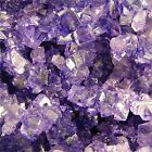 Purple Grape Rock Candy crystals on Strings 3 lbs